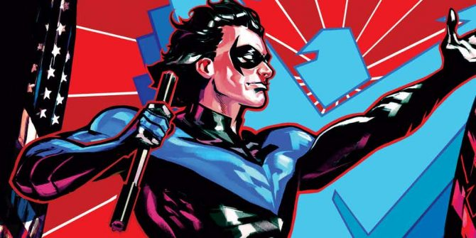 Nightwing: The New Order #1