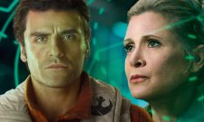 Oscar Isaac Reflects On Working With Carrie Fisher On Star Wars: The Last Jedi