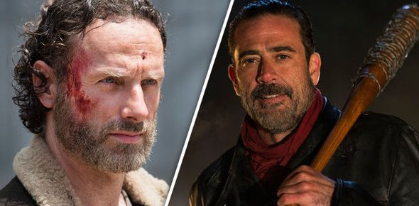 Are Rick And Negan Really All That Different? The Walking Dead Showrunner Doesn't Think So