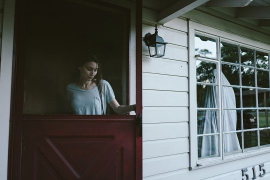 Rooney Mara Is Ominously Observed In This New Picture From A Ghost Story
