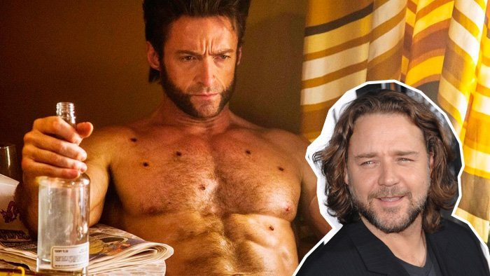 Russell Crowe Turned Down The Role Of Wolverine, And Here's Why