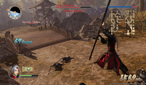 Samurai Warriors: Spirit Of Sanada Review