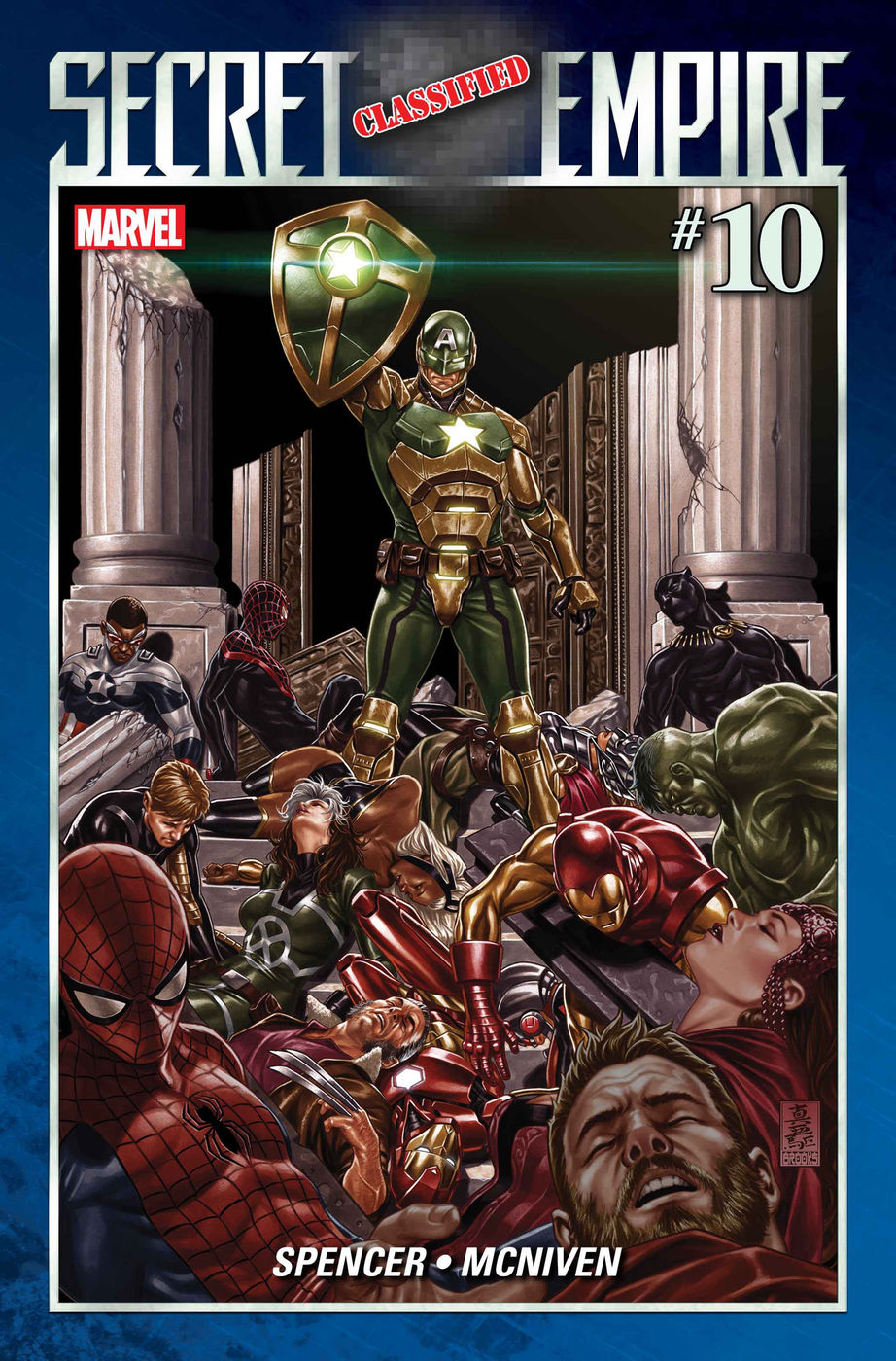 Secret Empire Adds Tenth Issue