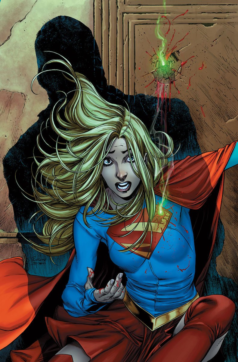 New Artist Confirmed For Supergirl This Summer