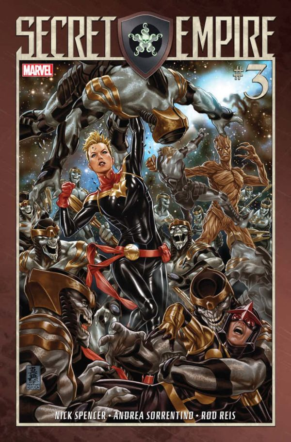 Secret Empire #3 Review