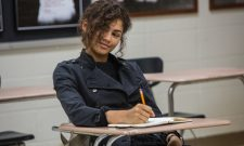 Fresh Wave Of Spider-Man: Homecoming Pics Draws Attention To Zendaya's Michelle, Ned Leeds And The Web-Head