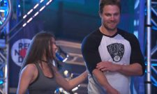 Watch Arrow's Stephen Amell Conquer The American Ninja Warrior Course