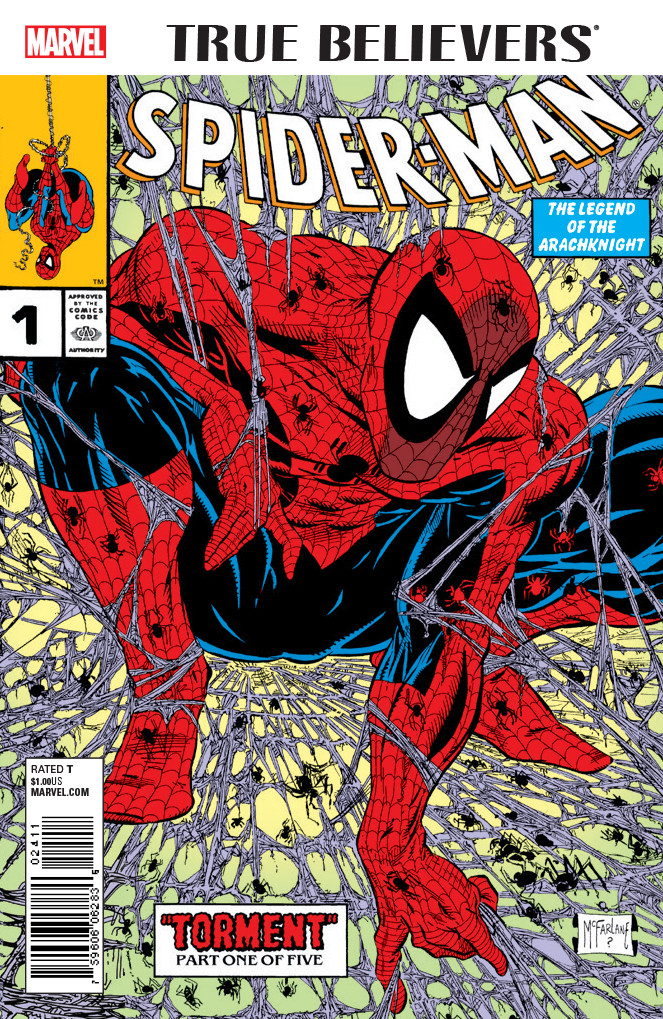 Marvel To Offer $1 Reprints Of Classic Spider-Man Stories This Summer