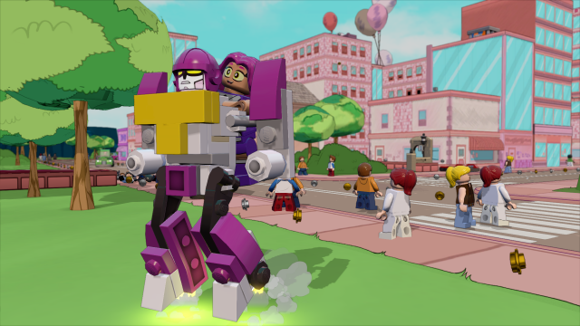 LEGO® Dimensions™ Expansion Packs Based on Teen Titans Go!