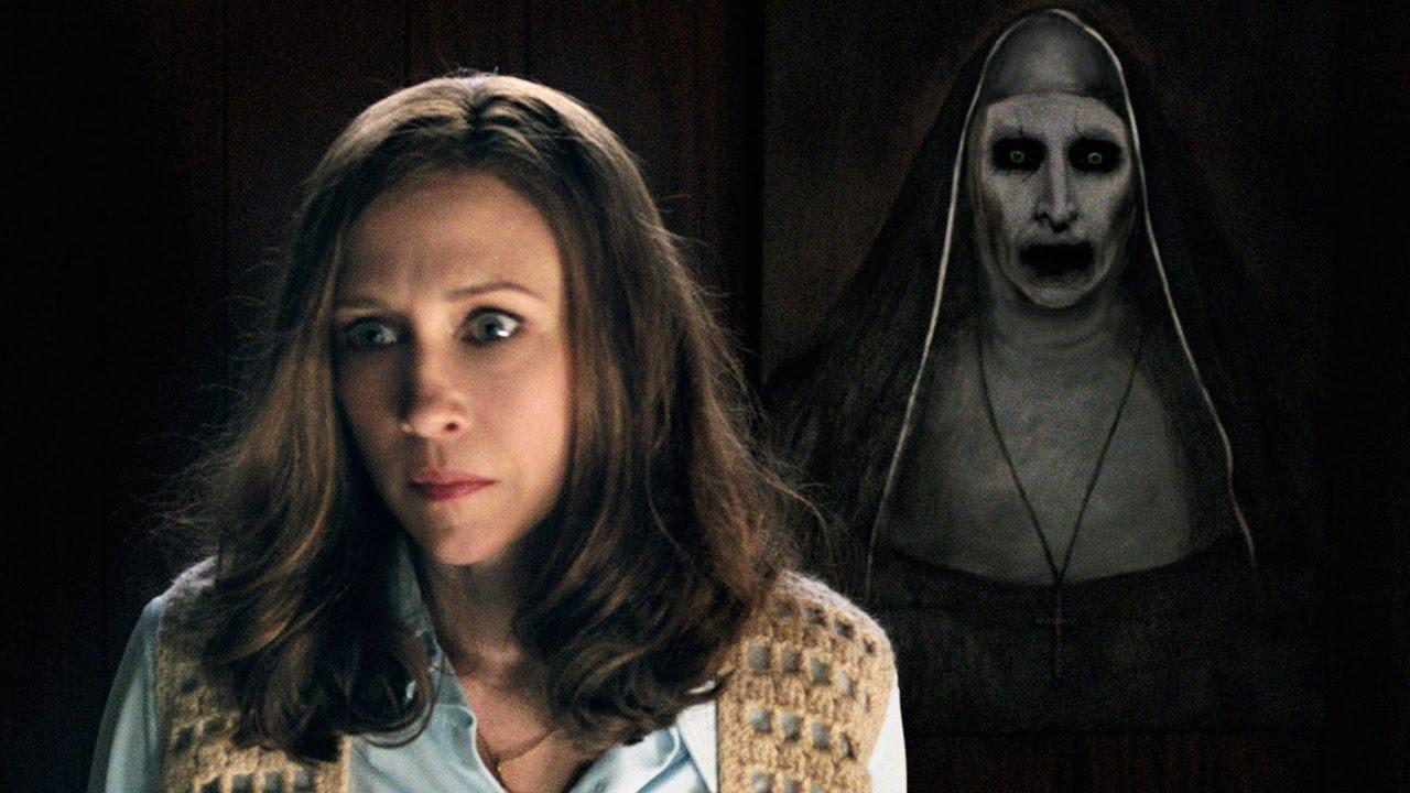 It Screenwriter Discusses Adapting Stephen King And Writing The Nun
