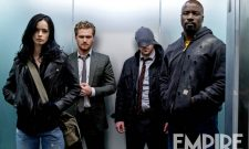 The Defenders Get Their Game Faces On In Latest Action Shot For Marvel Team-Up Series