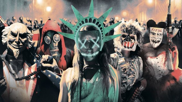 The Purge TV Series To Explore The Other 364 Days Of The Year