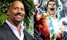 Dwayne Johnson Says Armie Hammer Is Perfect To Play Shazam