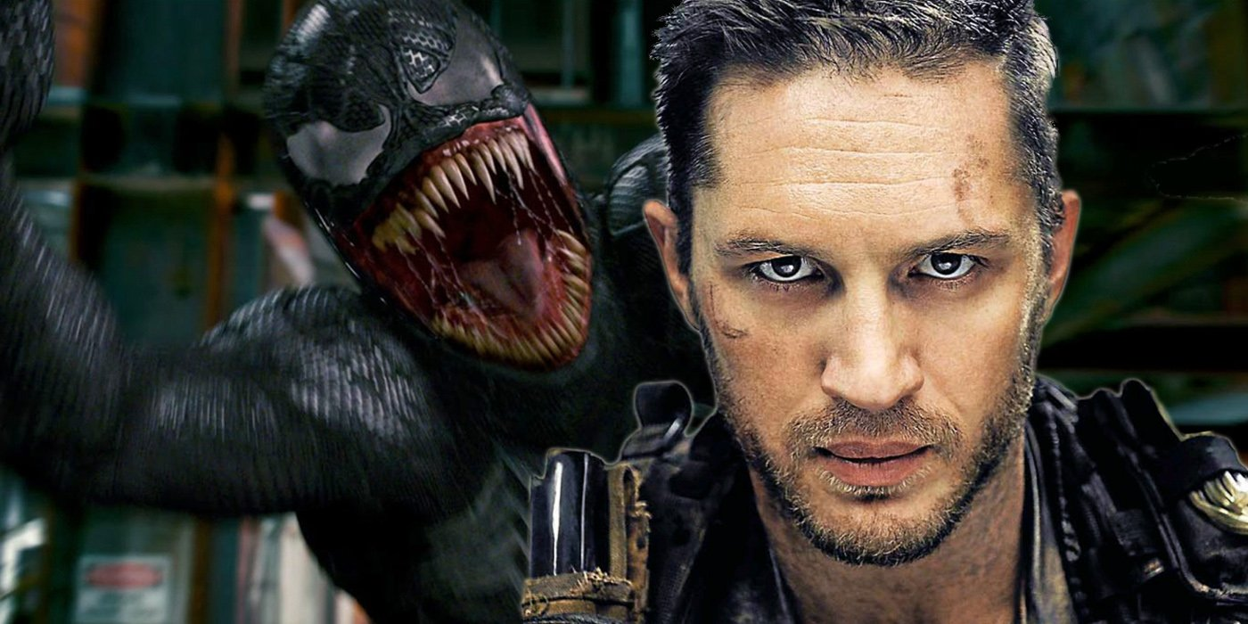 New Venom Set Photo May Give Us Our First Look At Tom Hardy In Costume