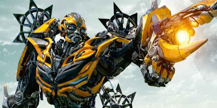 Bumblebee Shows Off His Tricks In New Transformers: The Last Knight TV Spot