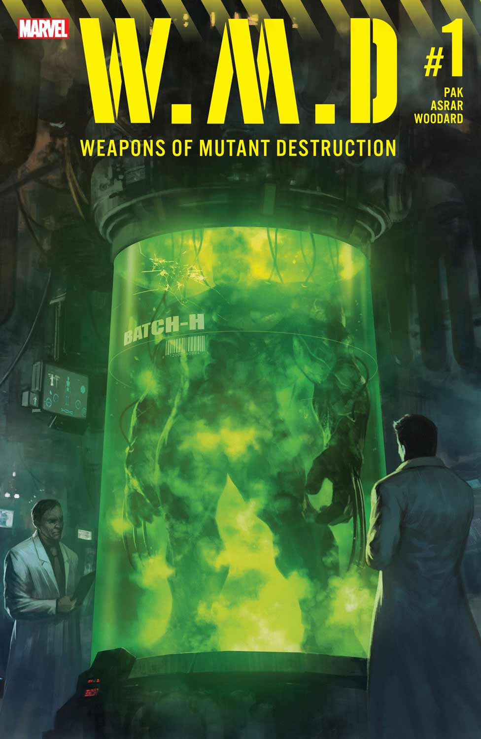Weapons Of Mutant Destruction First Look Promises Insane Levels Of Action
