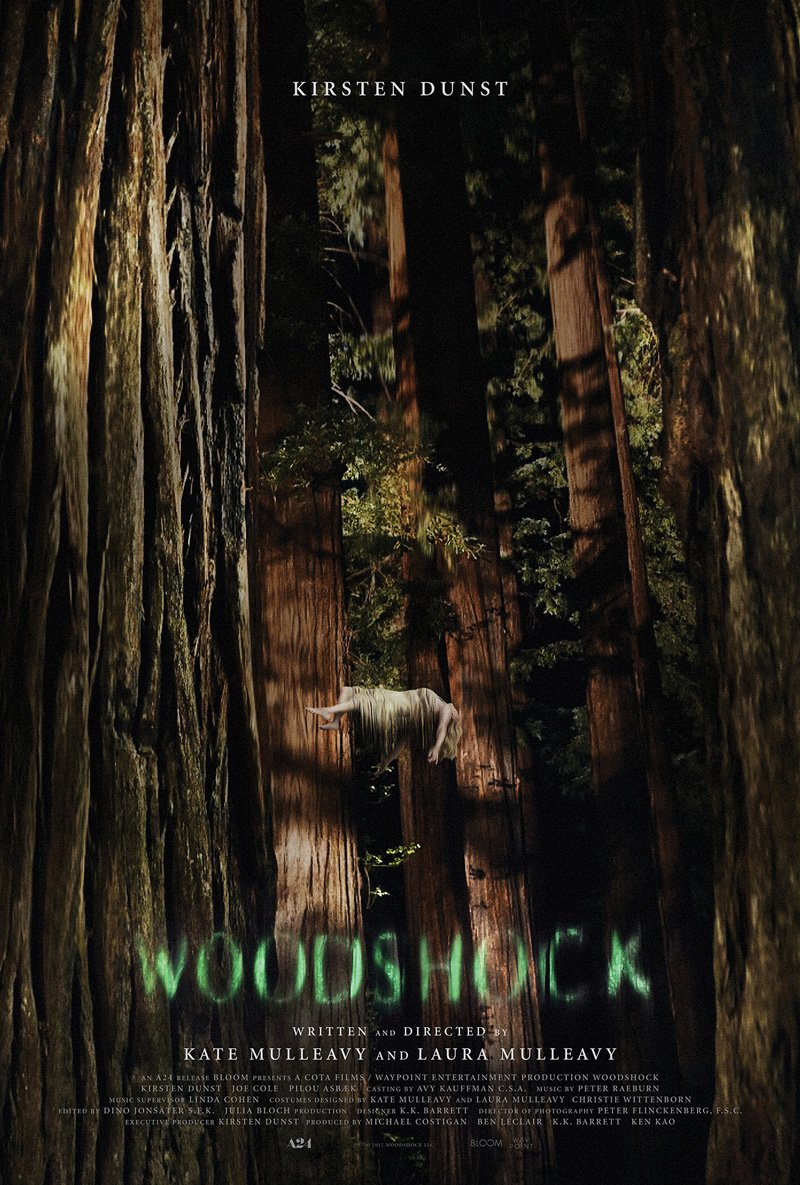 Mesmerizing First Trailer For A24's Woodshock Finds Kirsten Dunst On The Brink