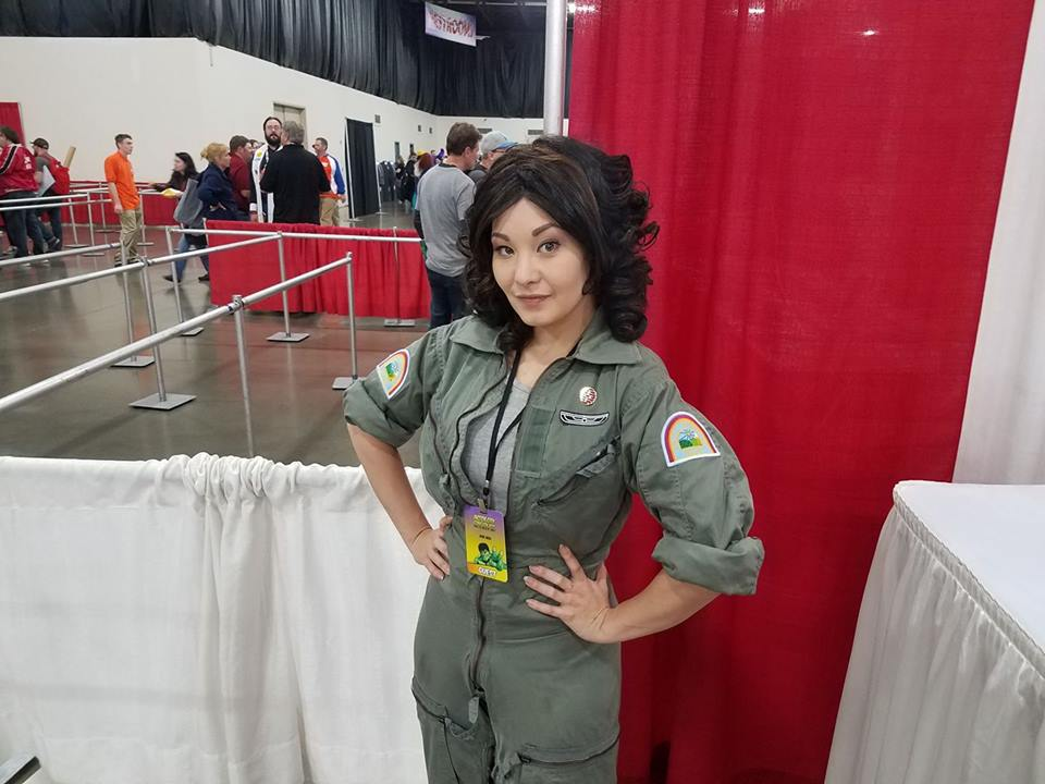Exclusive Interview: Ani-Mia Talks Cosplay And Comics
