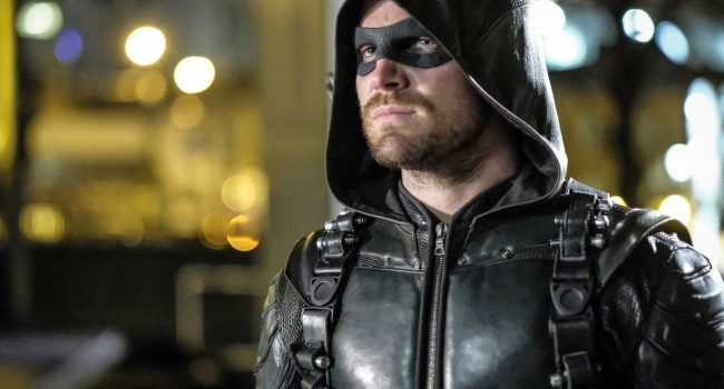 Stephen Amell Says Arrow Episode 8×06 Is One Of The Best Ever