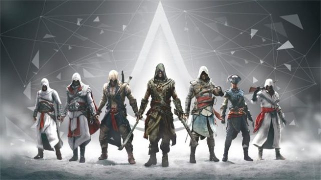 RUMOR: New Assassin's Creed Titled Origins, Features Dual Protagonists, Naval Combat