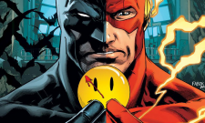 Batman/The Flash: The Button Hardcover Details Emerge