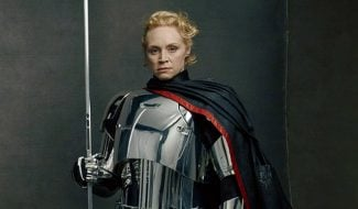 """Captain Phasma's Stick """"Doesn't Have A Fancy Name Yet"""" And Might Be Just A Stick"""