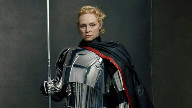 "Captain Phasma's Stick ""Doesn't Have A Fancy Name Yet"" And Might Be Just A Stick"