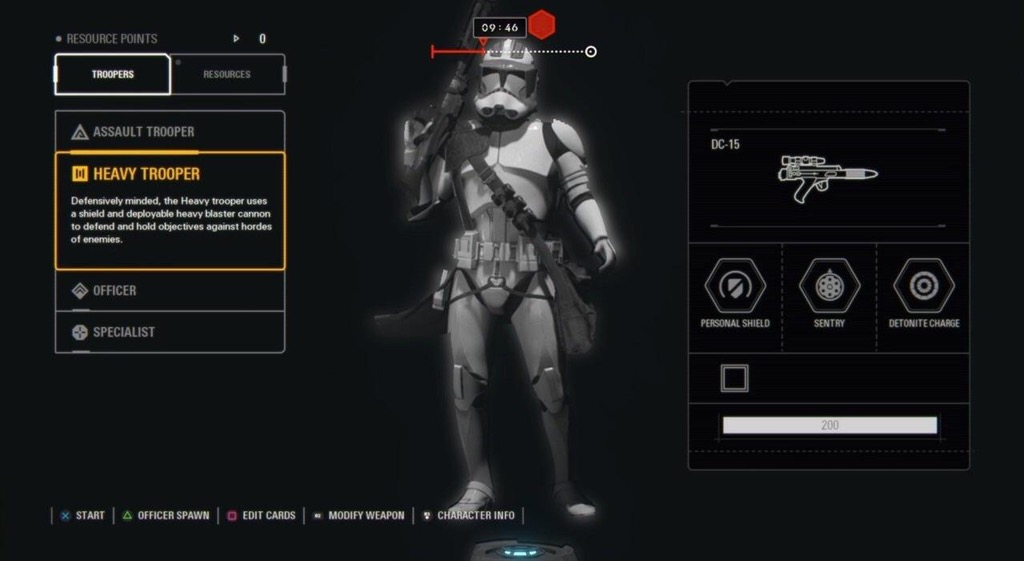Possible Star Wars Battlefront II Screens And Gameplay Leaked Ahead Of E3