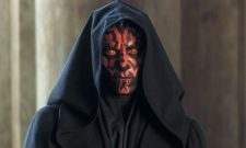 New Solo: A Star Wars Story Image Offers A BTS Look At Darth Maul