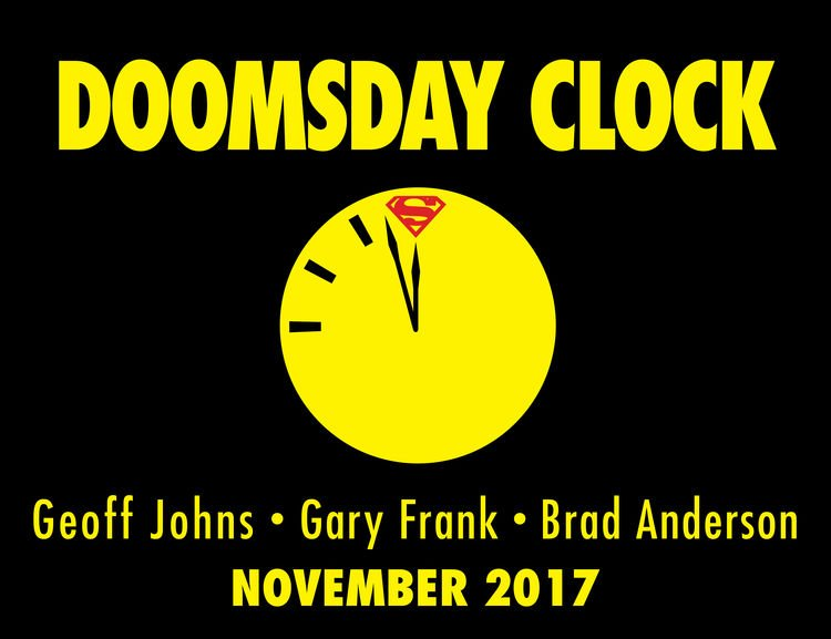 Watchmen Characters To Collide With DC Universe In Doomsday Clock