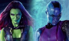 Guardians Of The Galaxy Vol. 2 Director Expands On A Key Scene Between Gamora And Nebula
