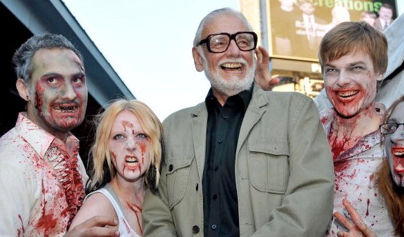 George A. Romero's Road Of The Dead Is Apparently About NASCAR Racing Zombies