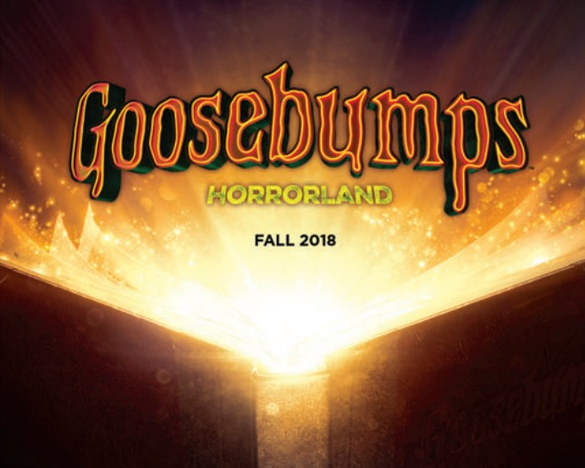 Sony Summons Official Title, First Artwork For Goosebumps 2