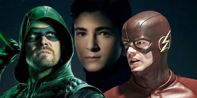 David Mazouz Has A Sound Plan As To How Gotham Could Crossover With The Flash