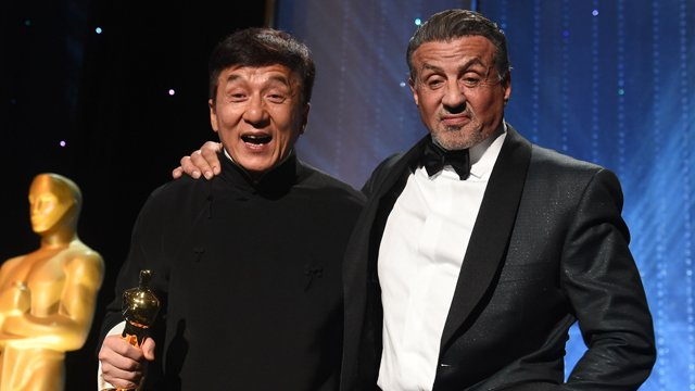 Sylvester Stallone And Jackie Chan To Team Up For Ex-Baghdad