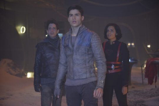 Syfy's Krypton Will Include DC Comics Characters, First Official Image Released