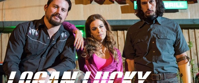 Channing Tatum And Adam Driver Plot A Heist In First Logan Lucky Trailer
