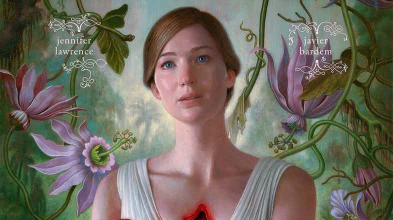 Gory First Poster For Darren Aronofsky's mother! Arrives