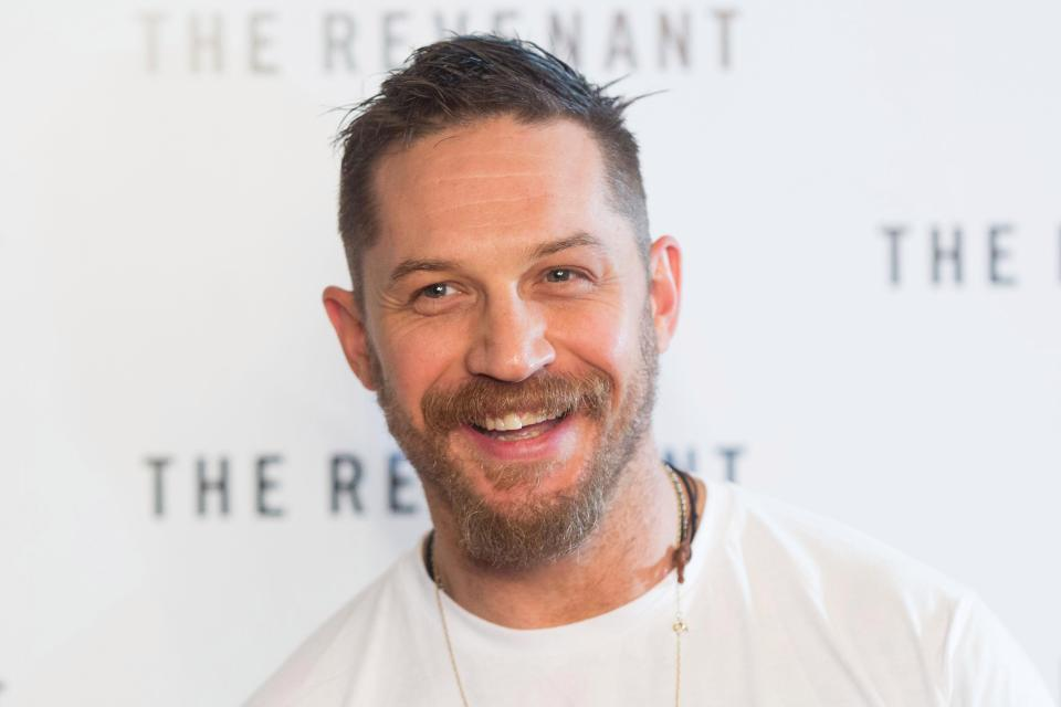 Here's What Tom Hardy Could Look Like As Venom