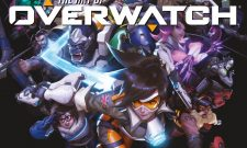 Plush Art Of Overwatch Book And Hardcover Anthology Comic Spotted Online