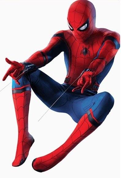 Spidey Strikes A Pose In New Spider-Man: Homecoming Promo Art