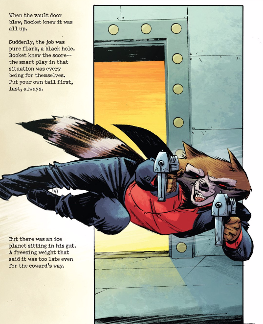 Rocket #1 Review