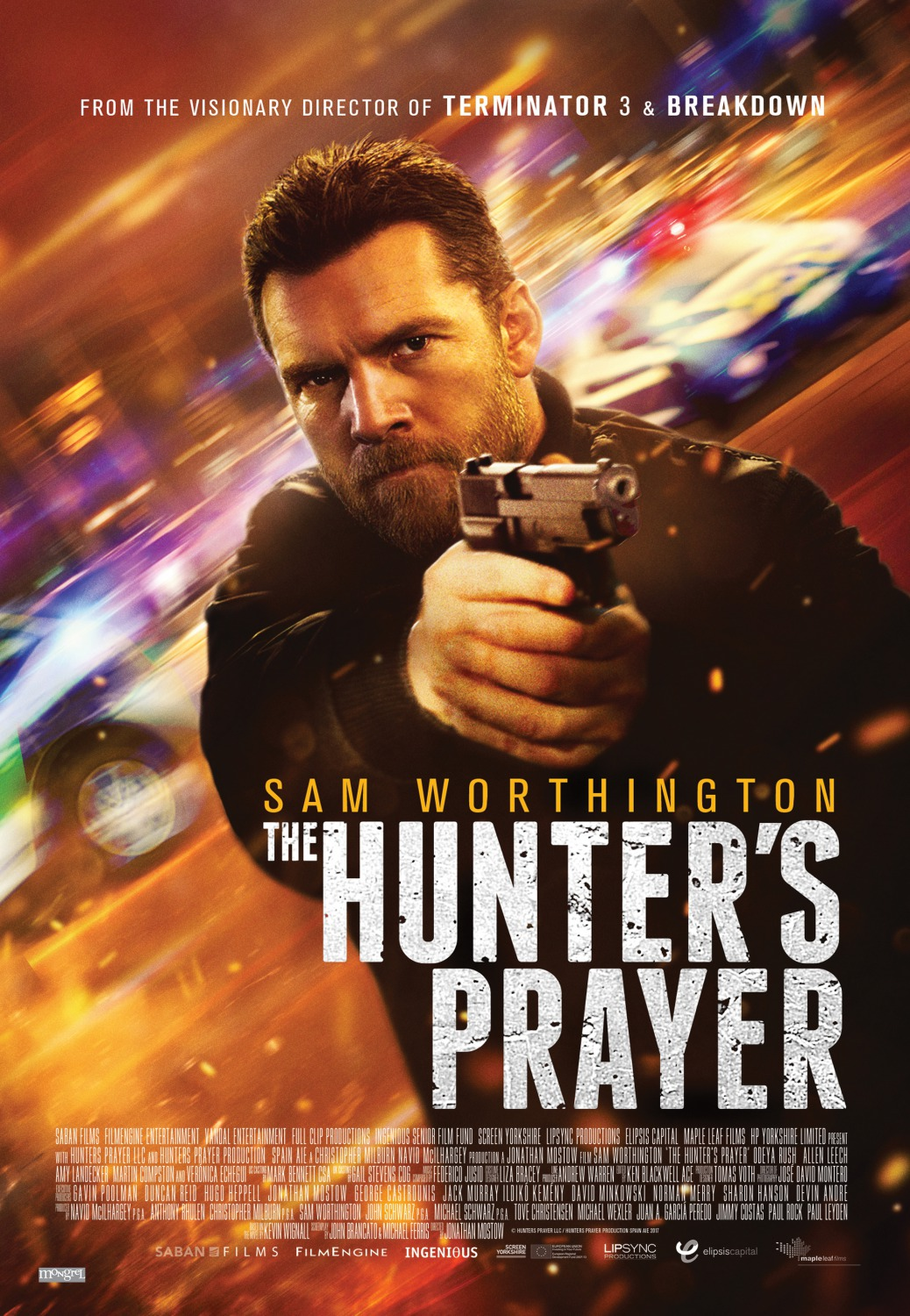 New Trailer For The Hunter's Prayer Doesn't Bode Well For The Film