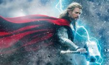 Mjolnir Spotted In Worthy Hands On The Set Of Avengers: Infinity War