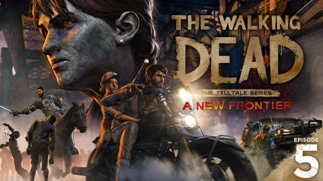 The Walking Dead: A New Frontier Season Finale Launches May 30