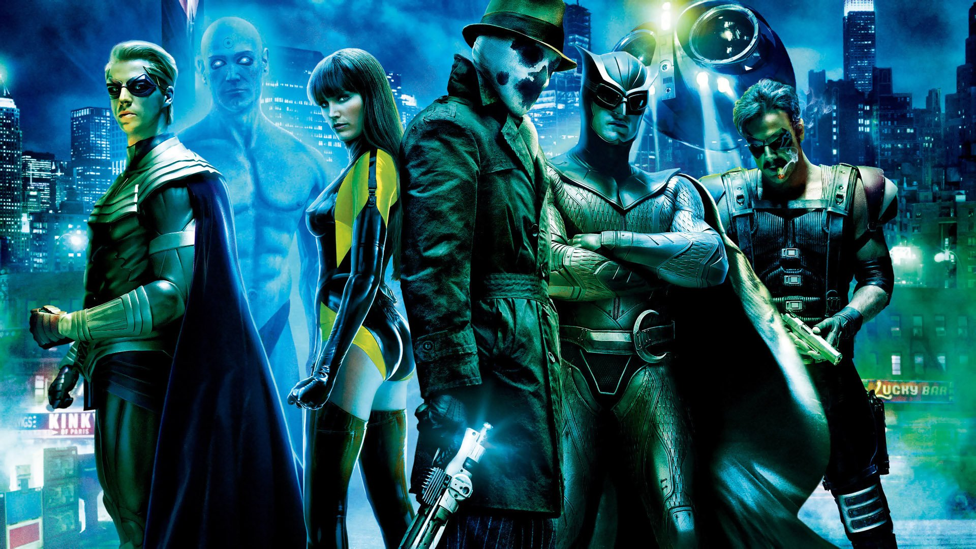 marvel film watchmen