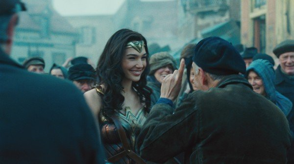 Patty Jenkins Takes Us Inside Wonder Woman's Beach Battle