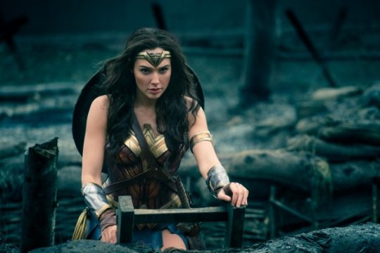 New Wonder Woman Clips Show Why You Shouldn't Mess With Diana