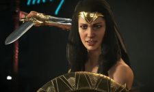 Injustice 2 Celebrates Upcoming Wonder Woman Movie With Special Event