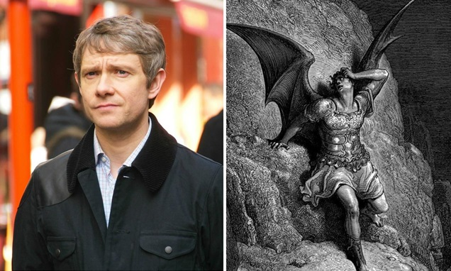 Martin Freeman Developing Paradise Lost, Described As A Biblical Game Of Thrones